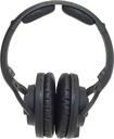 KRK - Over-the-Ear Headphones - Black - Black