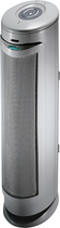 Bionaire - HEPA-Type Tower Air Purifier with Remote Control - HEPA - Silver, White