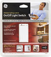 GE - Z-Wave Wireless Lighting On/Off Control Switch - White