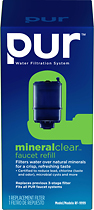 PUR - MineralClear 3-Stage Faucet Filter