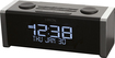 HMDX - Cube Wireless Bluetooth Digital FM Dual-Alarm Clock Radio