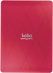 Kobo - Glo E-Reader - Pink Sunset