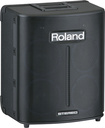 Roland - Stereo Portable Amplifier - Black