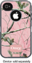 OtterBox - Defender Series Case for Apple® iPhone® 4 and 4S - Pink Camo - Pink Camo