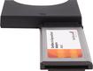 Startech - ExpressCard-to-CardBus Laptop Adapter PC Card - Black
