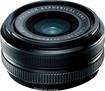 Fujifilm - FUJINON XF 18mm f/2 R Pancake Lens for Fujifilm X-Mount System Cameras - Black