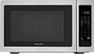 KitchenAid - 1.6 Cu. Ft. Full-Size Microwave - Black/Stainless