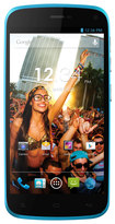 Blu - Life Play Cell Phone (Unlocked) - Blue