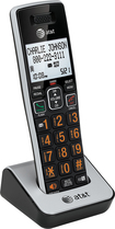 AT&T - CL80113 DECT 6.0 Cordless Expansion Handset - Multi