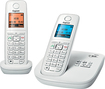 Gigaset - DECT 6.0 Expandable Cordless Phone System with Digital Answering System