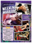 Music Minus One - Various Artists: Weekend Warriors - Set List 1 Songbook and CD - Multi