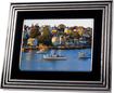 "Vera Wang - Love Noir 8"" LCD Digital Photo Frame - Black"