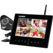 Lorex - SD7+ Wireless Video Monitoring System - Black