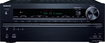 Onkyo - 770W 7.2-Ch. Network-Ready 4K Ultra HD and 3D Pass-Through A/V Home Theater Receiver - Black