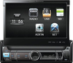 """Power Acoustik - 7"""" - Apple® iPod®-Ready - In-Dash Receiver with Detachable Faceplate"""