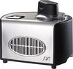 SPT - 1-1/2-Quart Ice Cream Maker - Stainless/Black