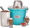 Nostalgia Electrics - 4 Qt. Ice Cream Maker - Blue