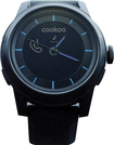 COOKOO - Bluetooth Watch for Apple® iPad®, iPhone® and iPod® touch - Black-on-Black
