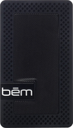 bem wireless - Outlet Speaker for Apple® iPod®, iPhone® and iPad® - Black