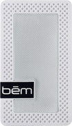bem wireless - Outlet Speaker for Apple® iPod®, iPhone® and iPad® - White
