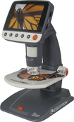 Celestron - Infiniview LCD Digital Microscope - Gray