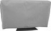 "Solaire - Outdoor TV Cover for Most Flat-Panel TVs Up to 46"" - Gray"
