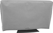 """Solaire - Outdoor TV Cover for Most Flat-Panel TVs Up to 55"""" - Gray"""