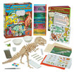 The Young Scientists Club - The Magic School Bus Back in Time with the Dinosaurs Kit - Multi