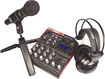Jammin Pro - StudioPack 702 Recording Bundle