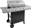 Char-Broil - Classic C-453 Gas Grill - Black