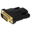 Startech - HDMI to DVI-D Video Cable Adapter F/M - Black