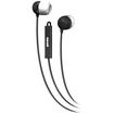 Maxell - Earset-Stereo-Mini-phone-Wired-16 Ohm-20 Hz-20 kHz-Earbud-Binaural-Open-4 ft Cable - Black - Black