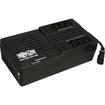 Tripp Lite - Internet AVRX550U 550VA Desktop UPS - Black - Black