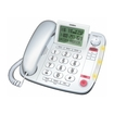 Uniden - Standard Phone - White
