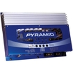 Pyramid - Super Blue Car Amplifier - 1000 W PMPO - 2 Channel