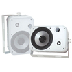 Pyle - PDWR50W Indoor/Outdoor Speaker - 2-way - 4 Ohm - White