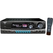 Pyle - 200 Watts Digital Am/Fm Stereo Receiver - Black