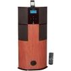 Pyle - 2.1 Speaker System - 600 W RMS - Cherry
