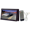 "Pyle - 7"" Double Din TFT Touchscreen DVD/VCD/CD/MP3/Mp4/Ipod Connector"