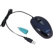Compucessory - Double Wheel Mouse - Blue
