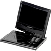 "Supersonic - Portable DVD Player - 9"" Display - 640 x 234 - Black"