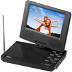 """Supersonic - Portable DVD Player - 9"""" Display"""