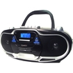 Supersonic - Portable MP3/CD Player with Cassette Recorder & AM/FM Radio