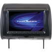 Power Acoustik - Hdvd-71Cc Universal Headrest Monitor With DVD ,7""