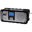 La Crosse Technology - AM/FM/WB NOAA Weather Radio with Hand Crank and LED Flashlight