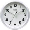 La Crosse Technology - Illuminated White Frame Clock