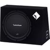 Rockford Fosgate - 150 W RMS - 300 W PMPO Speaker - 1 Pack - Black