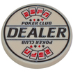 Trademark - ESPN Engraved Dealer Button