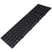 AGPtek - Laptop Keyboard replace for Acer Aspire 5410 5410t 5542 5542G Series - Black - Black