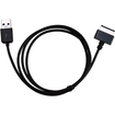 AGPtek - USB 3.0 DATA Charger Cable for Asus Eee Pad Transformer TF101 TF201 TABLET PC - Black - Black